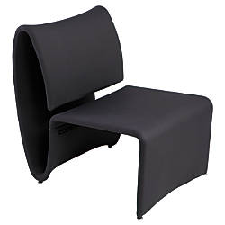 Alba CHAEROG Reception Chair Black