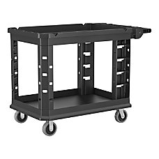 Suncast Commercial 2 Shelf Heavy Duty