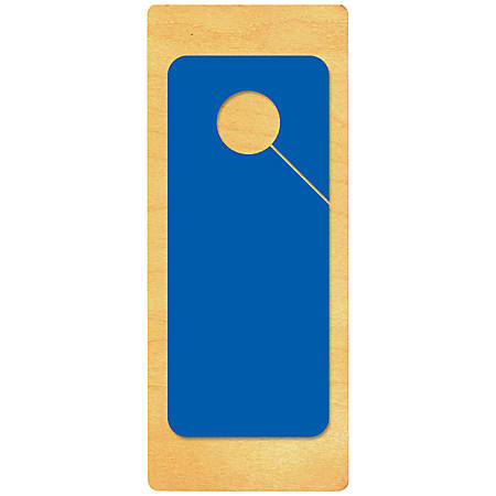 Ellison® Prestige® SureCut™ Die, Classroom Essentials, Double Cut, Plain Door Hanger