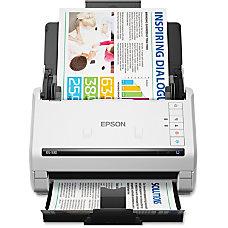Epson WorkForce DS 530 Color Duplex
