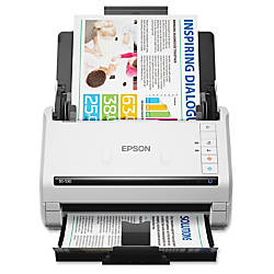 Epson WorkForce DS 530 Color Duplex