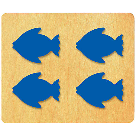 Ellison® Prestige® SureCut™ Die, Tiny, Fish