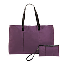 Tote With Matching Clutch 10 H