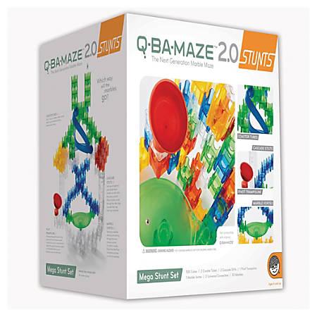 Mindware Q-BA-MAZE™ 2.0 Mega Stunt Set, Grades 1-6