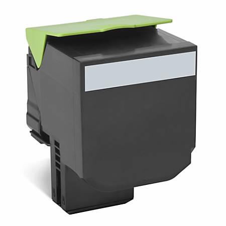 Lexmark™ 80C1HK0 Return Program High-Yield Black Toner Cartridge