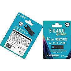 Hyundai Bravo Deluxe 20 USB 16