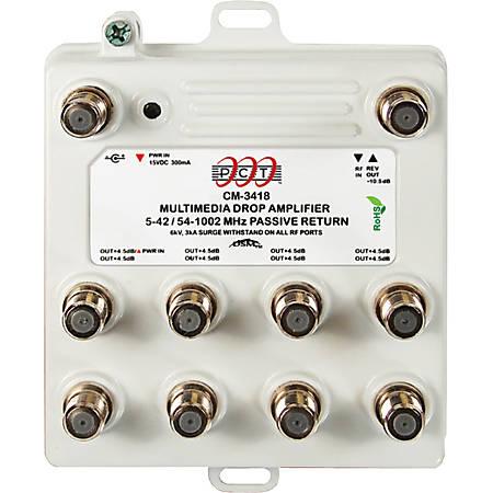 Channel Master CM-3418 Signal Splitter