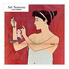 Retrospect Art Nouveau Graphics Monthly Wall