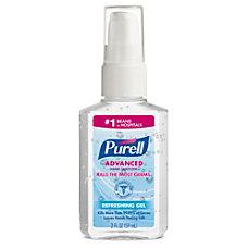 Purell Instant Hand Sanitizer 2 Oz