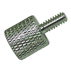 Link Depot Thumbscrew silver pack of
