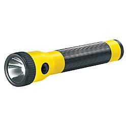 Streamlight PolyStinger 36V Rechargeable Flashlight Black