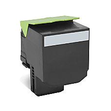 Lexmark 70C1XK0 High Yield Black Toner