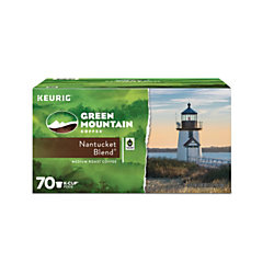 Green Mountain Coffee® Nantucket Blend® Medium Roast Coffee K-Cup® Pods, 1 Oz, Box Of 70