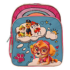 PAW Patrol Skye Sublimated Backpack Pink