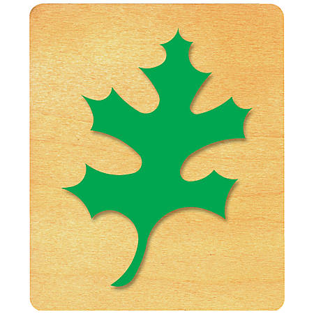 Ellison® Prestige® SureCut™ Die, Plants & Flowers, Large, Oak Leaf