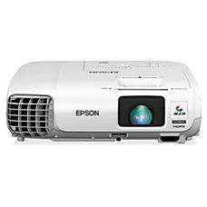Epson PowerLite 99WH WXGA 3LCD Projector