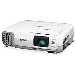 Epson PowerLite S27 SVGA 3LCD Projector