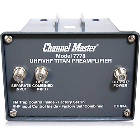 Channel Master CM7778 Titan2 Preamplifier