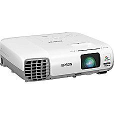Epson PowerLite 955WH 3LCD WXGA LCD