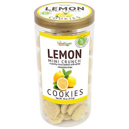 Too Good Gourmet Cookies, Lemon Chip, 18 Oz Tube