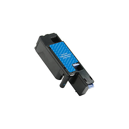 Clover Imaging Group CTGD1250C (Dell 331-0777 / FYFKF, 332-0410 / 79K5P) Remanufactured Cyan Toner Cartridge