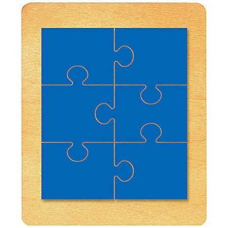 Ellison® Prestige® SureCut™ Die, Classroom Essentials, Large, Puzzle #6