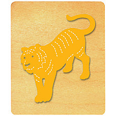 Ellison Prestige SureCut Die Large Tiger