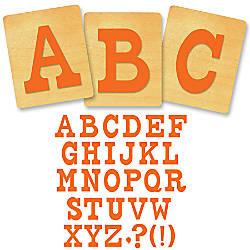 Ellison Prestige SureCut Alphabet Set 4