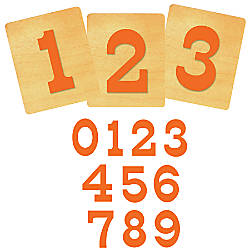 Ellison Prestige SureCut Number Set 4