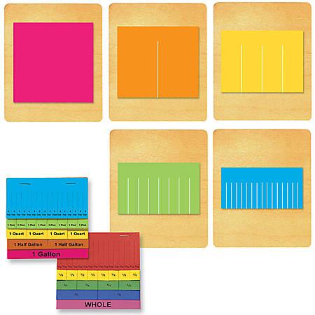 Ellison® Prestige® SureCut™ Set, Math, Large, Fraction Fringe #1 (5 Die Set)