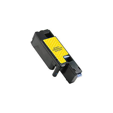 Clover Imaging Group CTGD1250Y (Dell 331-0779 / DG1TR, 332-0408 / W8X8P) Remanufactured Yellow Toner Cartridge
