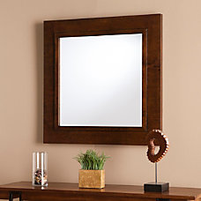 Southern Enterprises Dawson Square Decorative Mirror