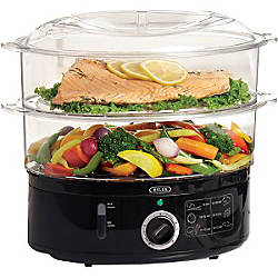 Bella Food Steamer Black