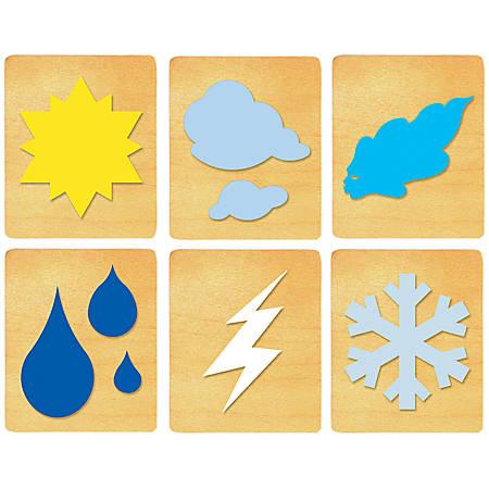 Ellison® Prestige® SureCut™ Set, Science & Weather, Large, Weather (6 Die Set)