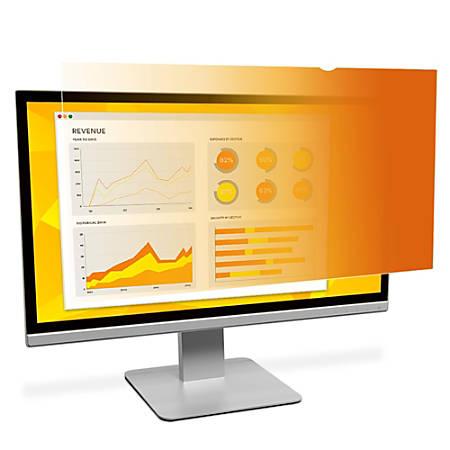 "3M™ Gold Privacy Filter Screen for Monitors, 24"" Widescreen (16:9), GF240W1B"