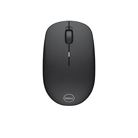 Dell Wireless Mouse-WM126 - Black