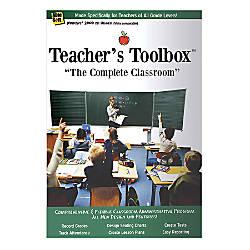 Teachers Toolbox 60 Traditional Disc