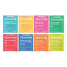 Teavana Assorted Tea Collection 24 Tea