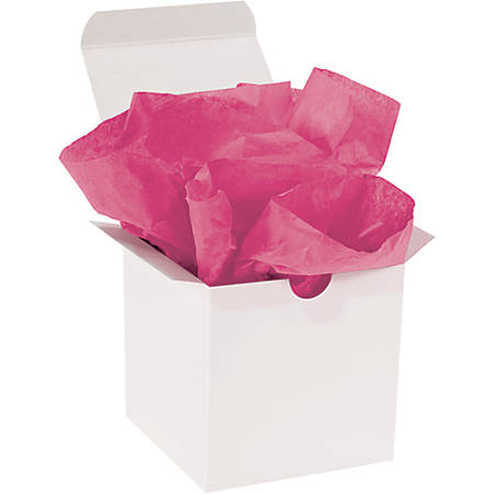"Office Depot® Brand Gift-Grade Tissue Paper, 15"" x 20"", Cerise, Pack Of 960"