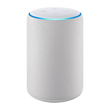 Amazon Echo Plus 2nd Generation Smart Speaker, Sandstone
