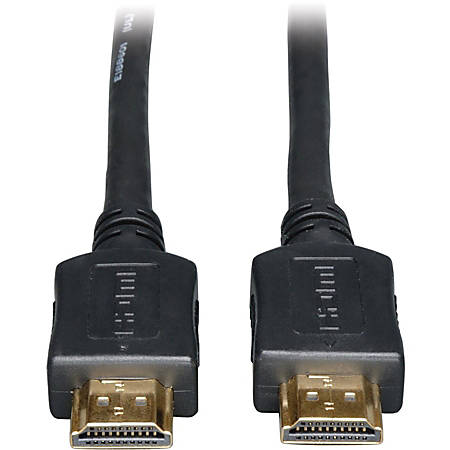 Tripp Lite 3ft High Speed HDMI Cable Digital Video with Audio 4K x 2K M/M 3'