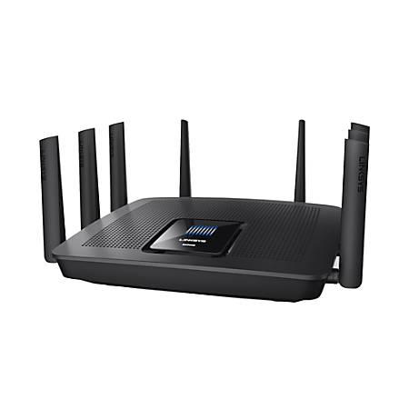 Linksys® EA9500 Max-Stream™ AC5400 MU-MIMO Gigabit WiFi Router