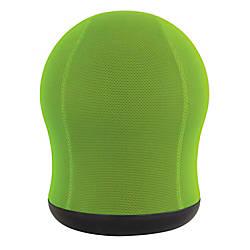 Safco Zenergy Swivel Ball Chair Green