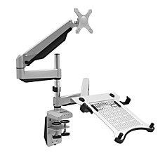 Loctek D7 Gas Spring Monitor Arm