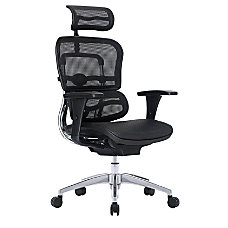 WorkPro 12000 Mesh Executive High Back