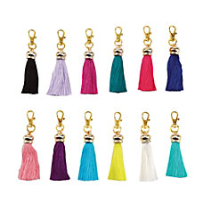 Divoga Tassel Key Chain Thread Assorted