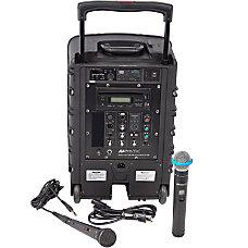 AmpliVox SW800 Titan Wireless Portable PA