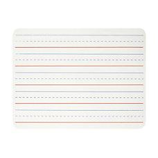 Charles Leonard Lined Dry Erase White