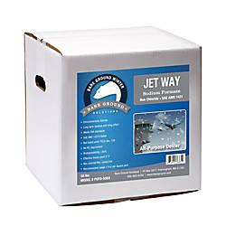 Bare Ground Jet Way Sodium Formate