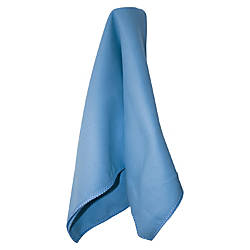 Impact Products Blue Microfiber Cleaning Cloth